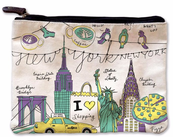 new york pouch
