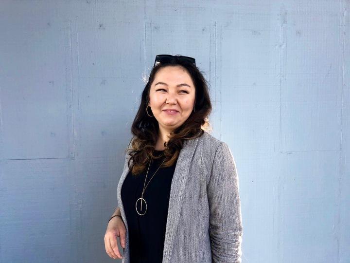 Women's History Month with AyazhanMukhammedova