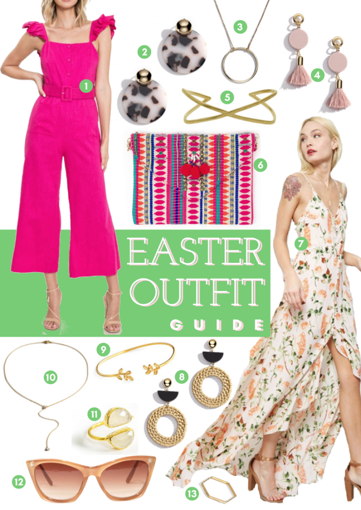 Easter Outfit Guide
